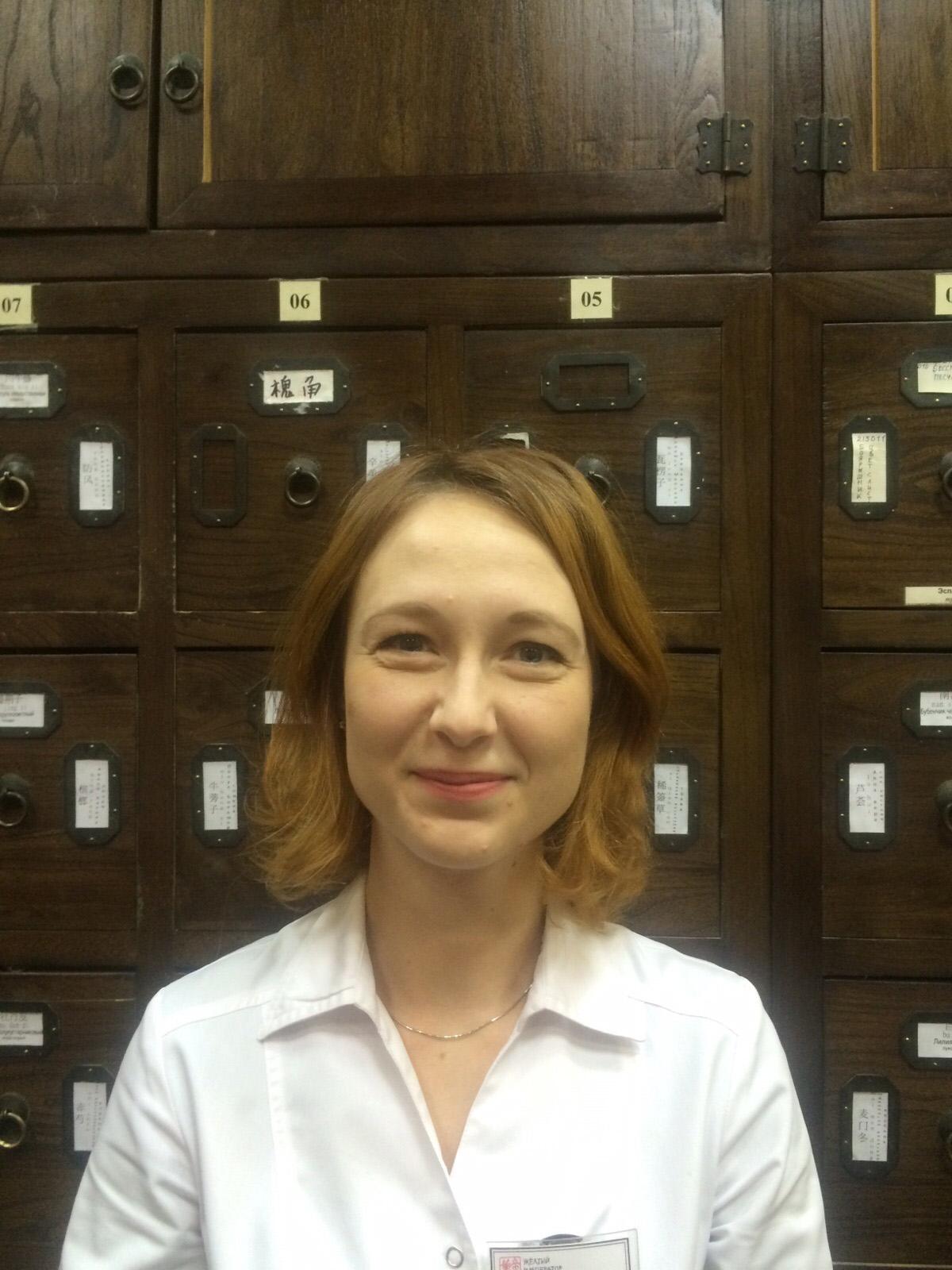 Миронович Ольга Александровна