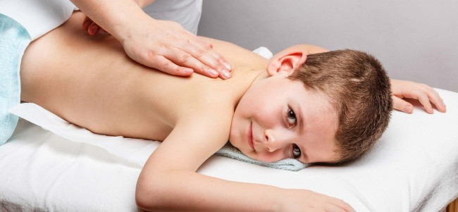 Детский остеопат